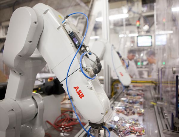 """Vision for robotisation """"This is going to have such an impact..."""""""