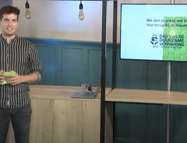 Rens van de Rakt guest at Sustainable Packaging Day